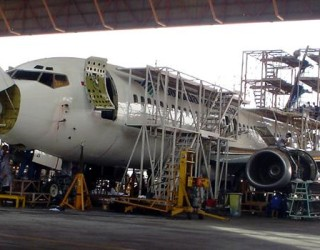 Garuda Maintenance Facility. (Foto: data.tribunnews.com)