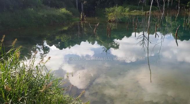 Danau Cermin Balikpapan