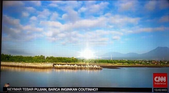 CNN INDONESIA Mengudara di Balikpapan Melalui Saluran Digital