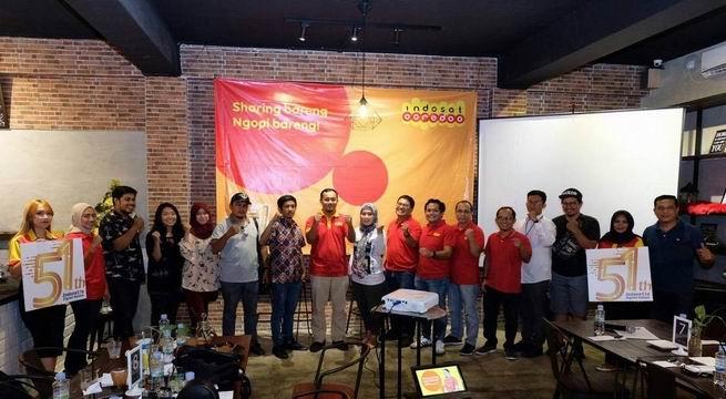Ulang Tahun Ke-51 Indosat Ooredoo Canangkan Program Transformasi Perusahaan, Fokus Pada SDM