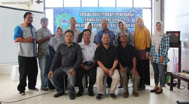 Bentuk Kepengurusan Baru, Posyantek Balikpapan Kota Gelar Sosialisasi Selama Dua Hari