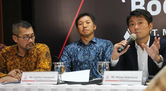 MITSUBISHI Motors Resmikan Fasilitas Bodi dan Cat Pertama di Kalimantan Timur