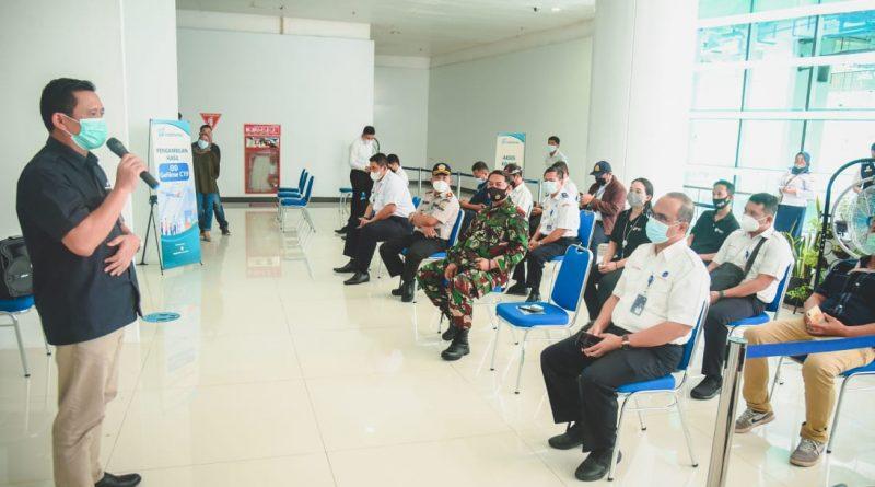 Bandara Sams Sepinggan Balikpapan Sediakan Layanan GENOSE C19